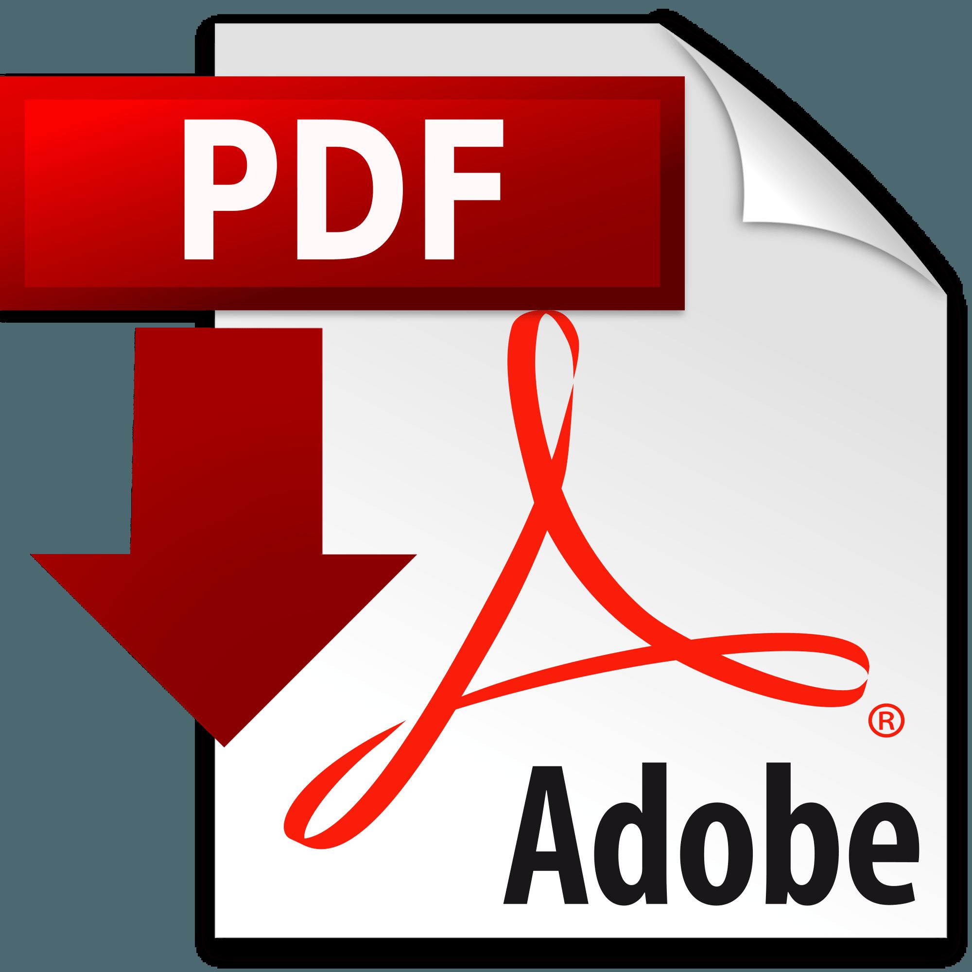 Risultati immagini per logo pdf