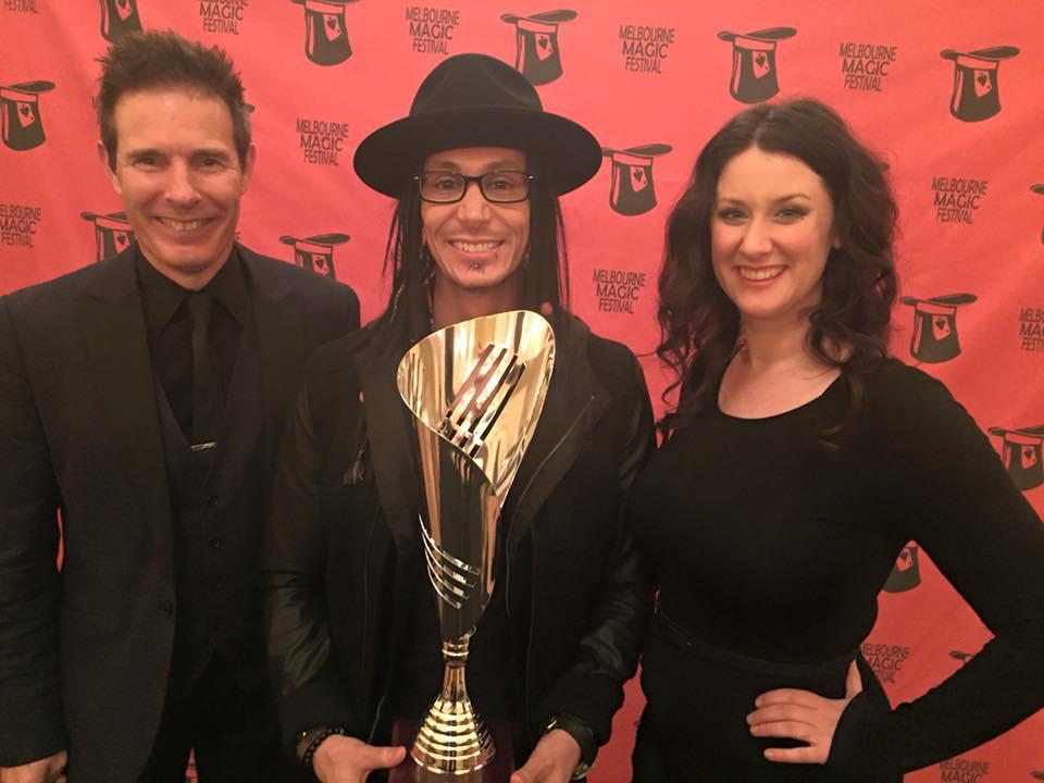 Cosentino presented with The Levante Award