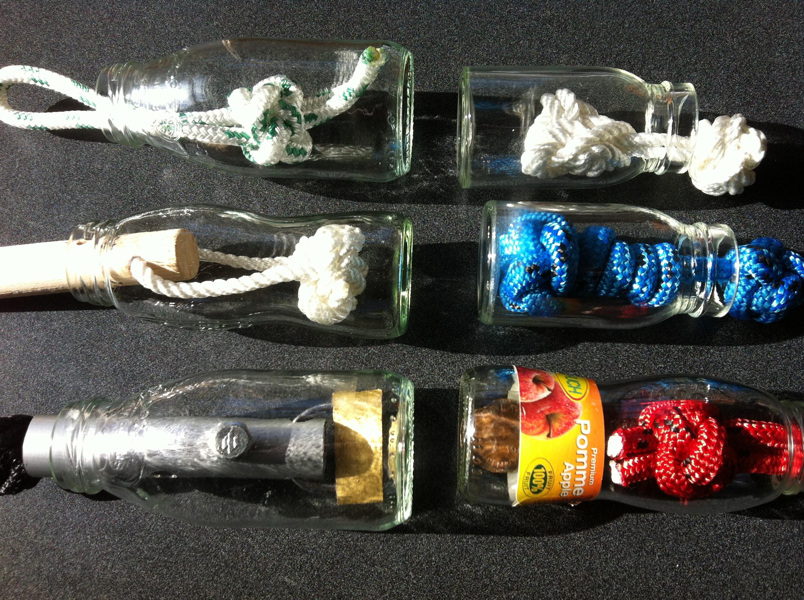 Bottled knots 006