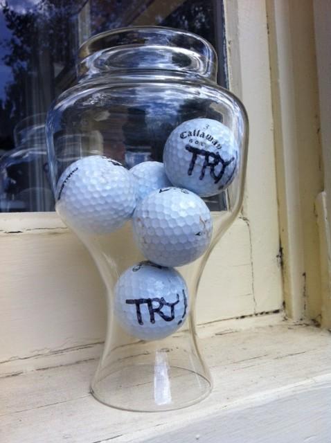 Golf balls TRY